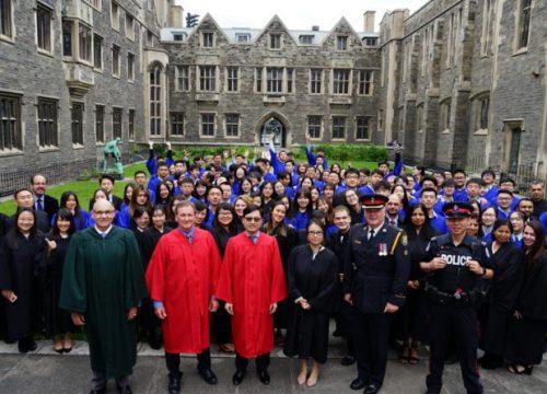 加拿大新东方国际学院2018屆毕业典礼圆满落幕