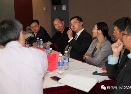 驻多伦多总领馆召开中国留学生防范电信诈骗专题会议